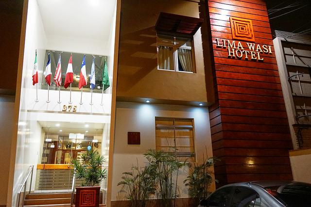 Notre hôtel dans le quartier Miraflores