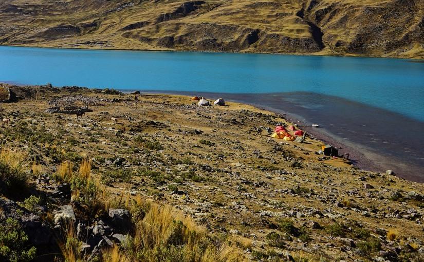 J11 – Singrenacocha – Mallma (4000 m) –Llachón
