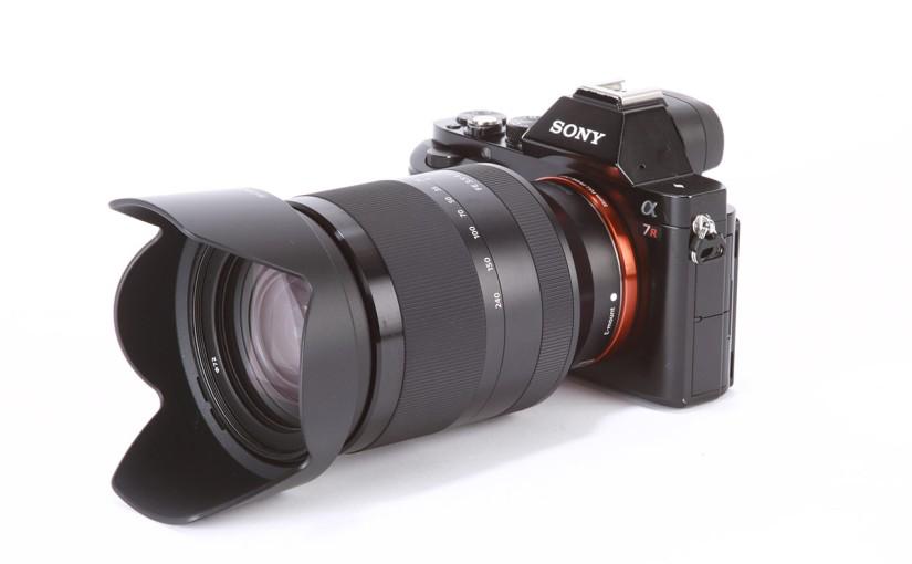 Test Objectif SONY  FE 24-240mm f/3.5-6.3OSS