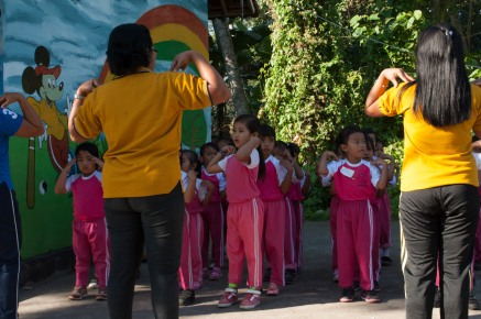 Bali Visite Ecole