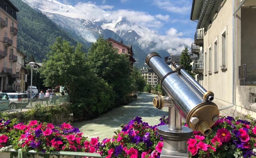 Mont Blanc. Pourquoi j'ai louper mon MontBlanc.